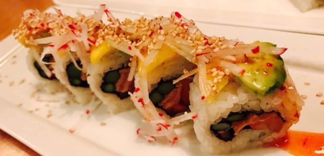 Best Sushi in Portland - SHO Shushi