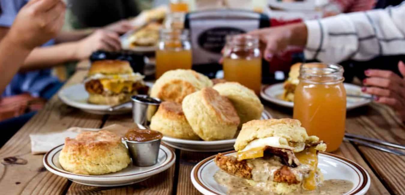 Biscuit Brunch - Pine State Biscuits