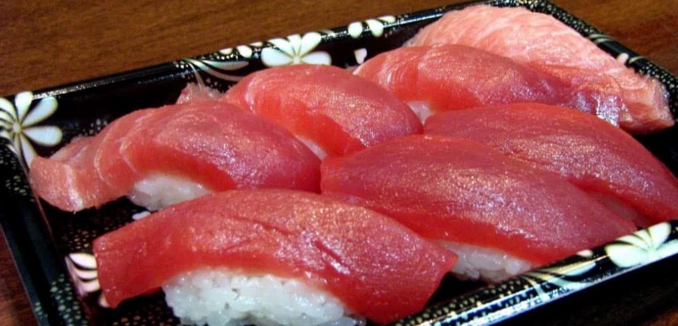 Bluefin Tuna & Sushi