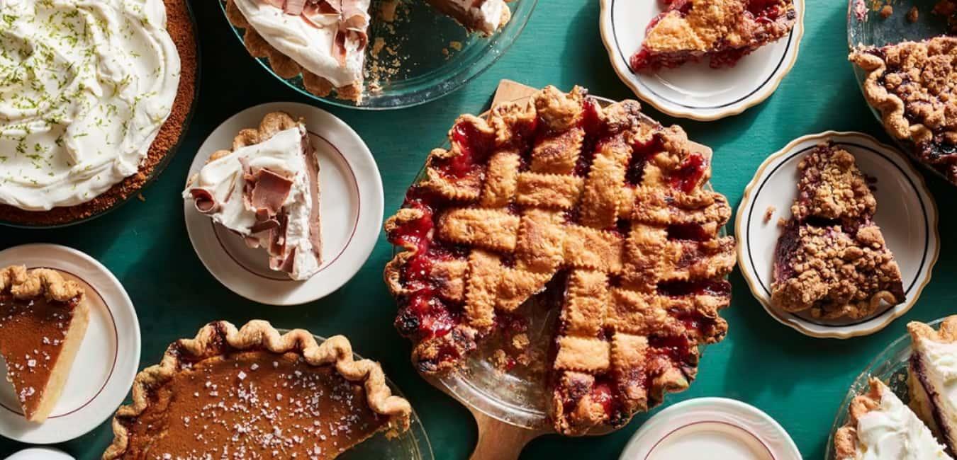 Brunch with Pie - Lauretta Jean's
