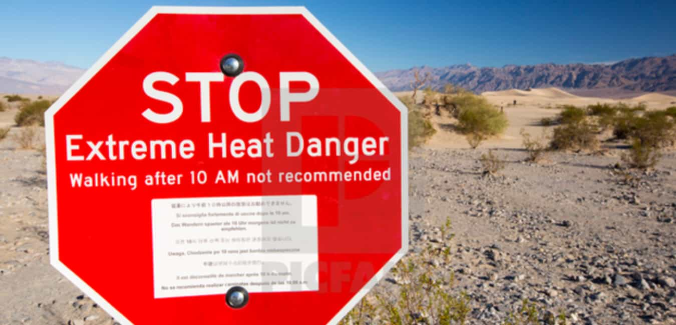 Death Valley Tips for your safety