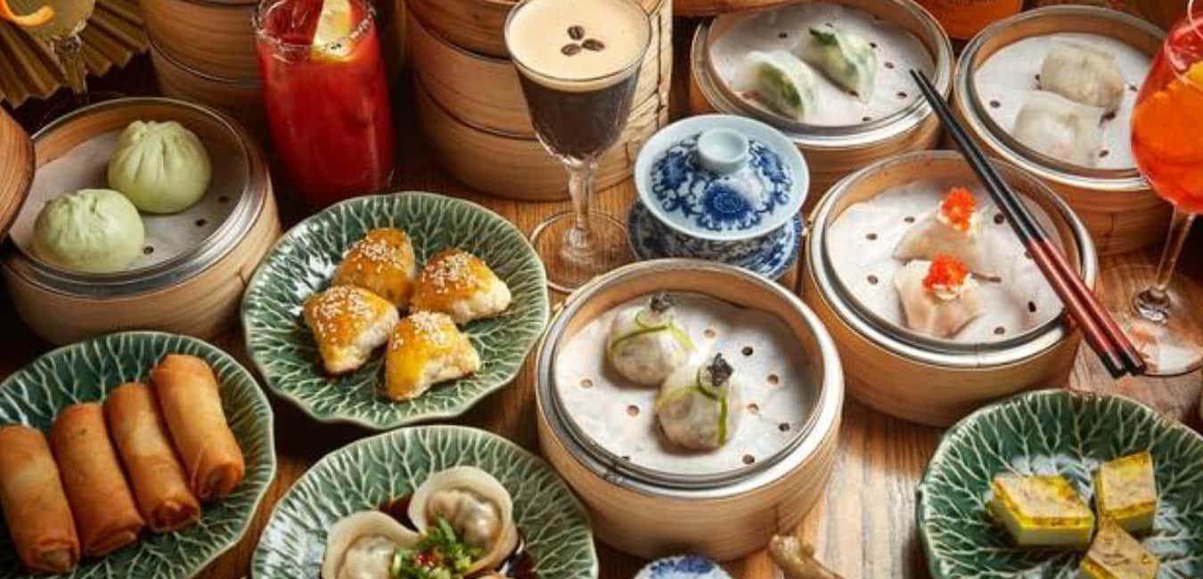 Dim Sum Brunch - Hk Cafe