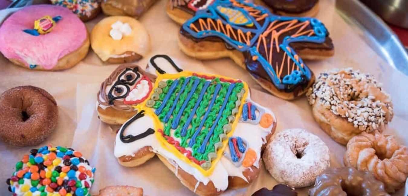 Eat a Super Weird Dessert At Rimsky's