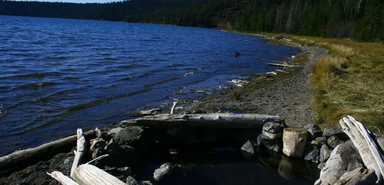 Hot Springs Near Portland - Paulina Hot Springs