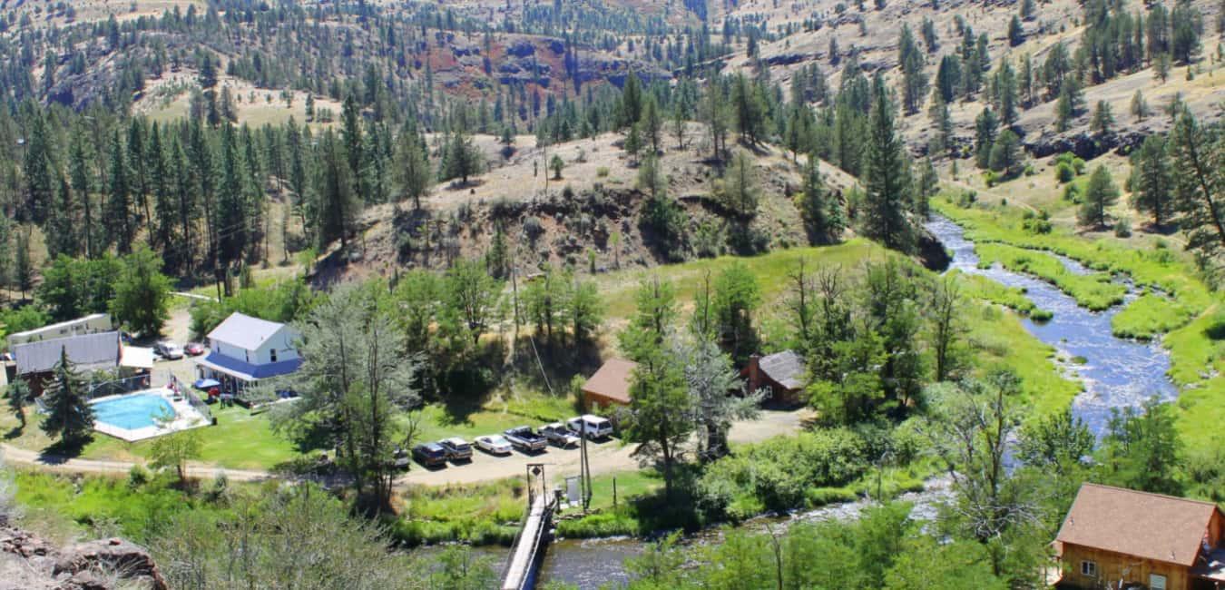 Hot Springs Near Portland - Ritter Hot Springs