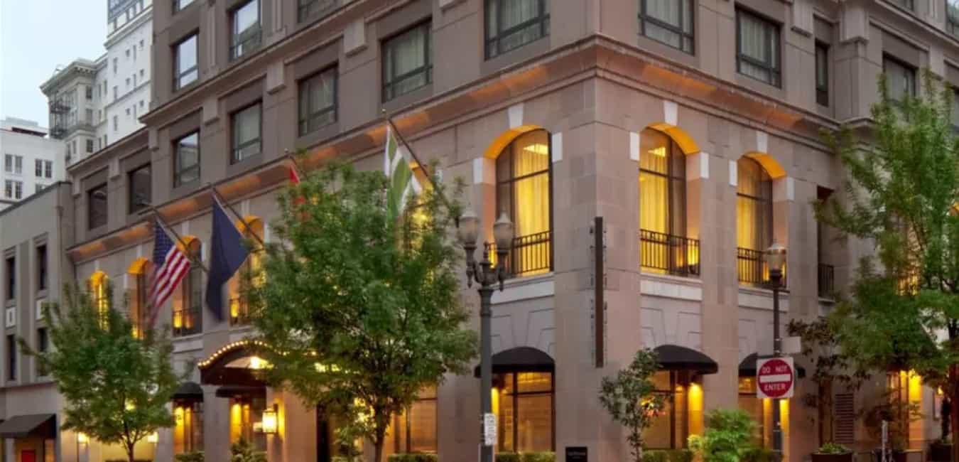 Hotel Dossier Hotel, Portland