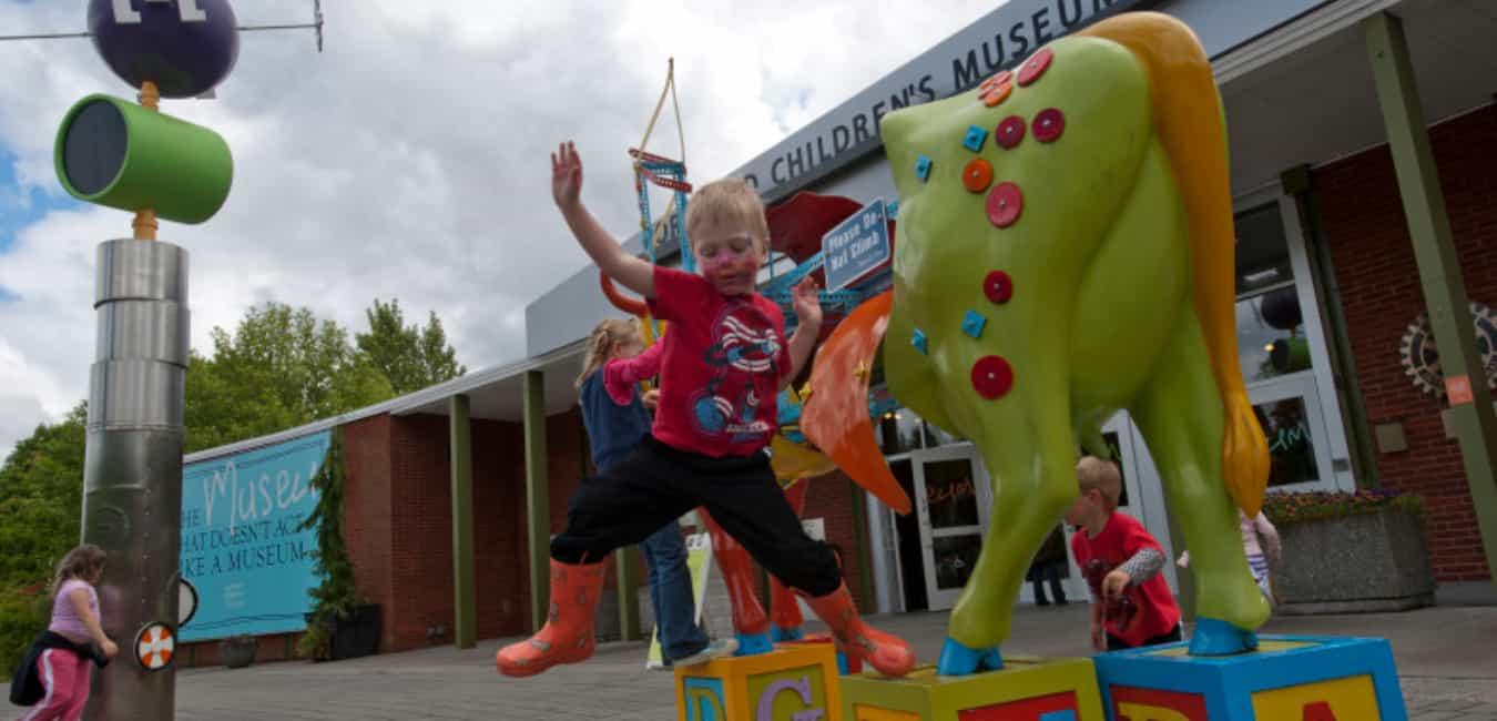 Kids Friendly Activities In Portland