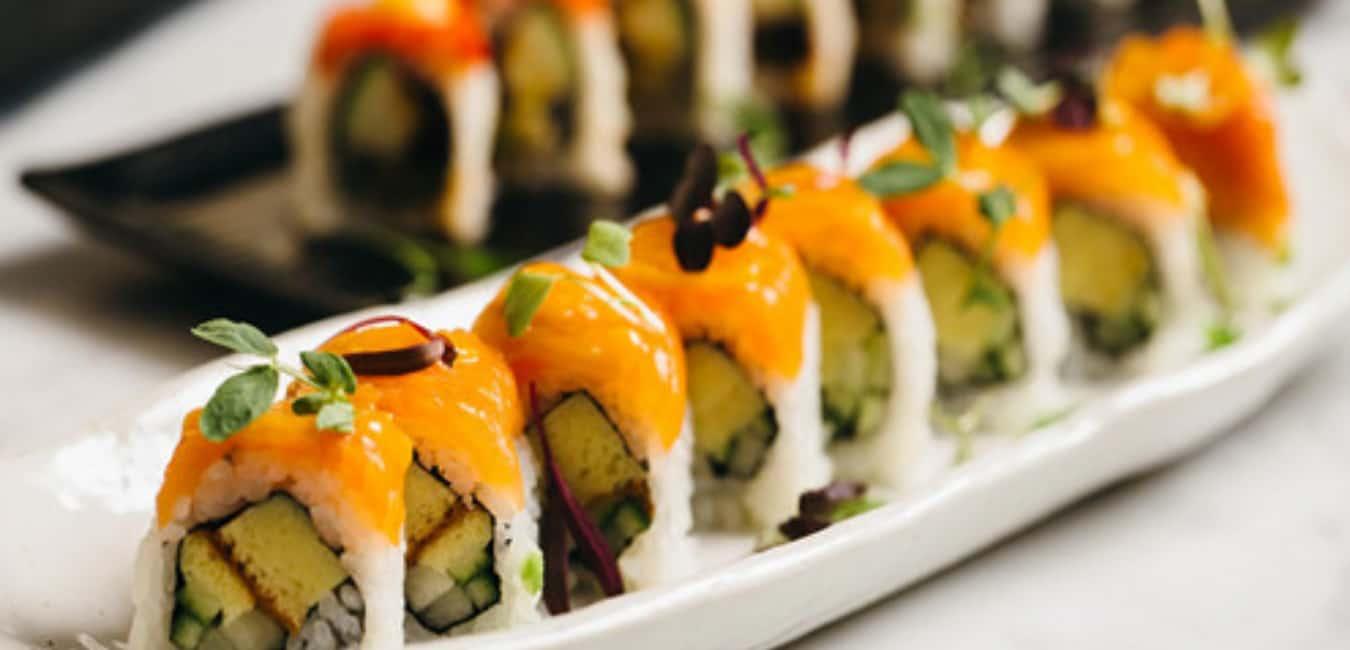 Momiji Sushi of Momiji Restaurant