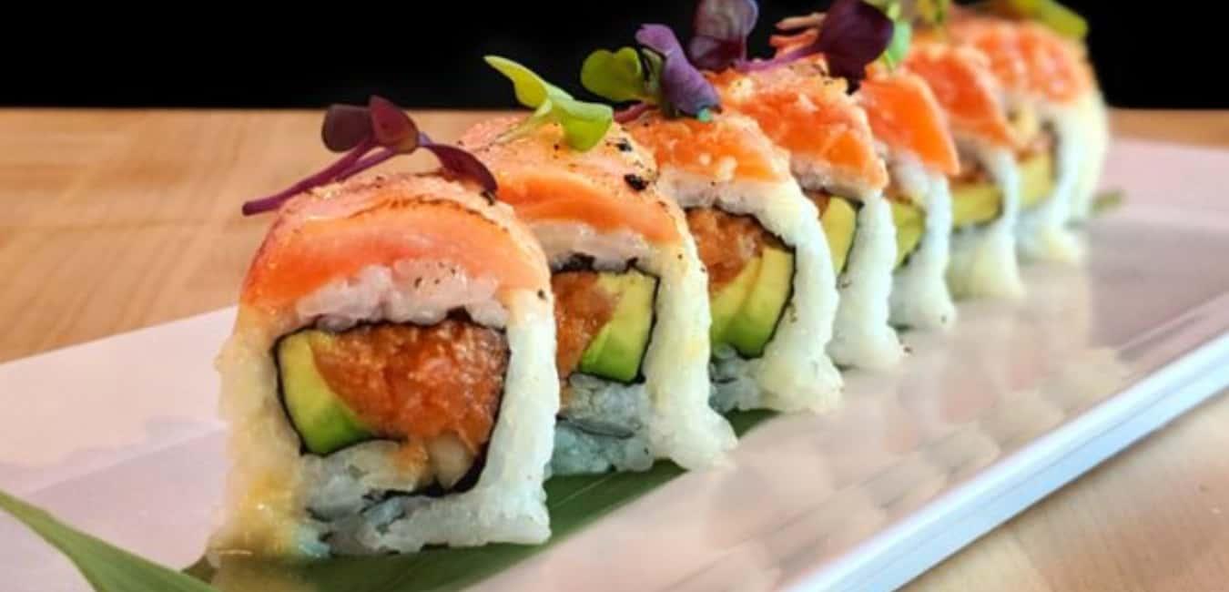 Samurai Blue Sushi & Sake