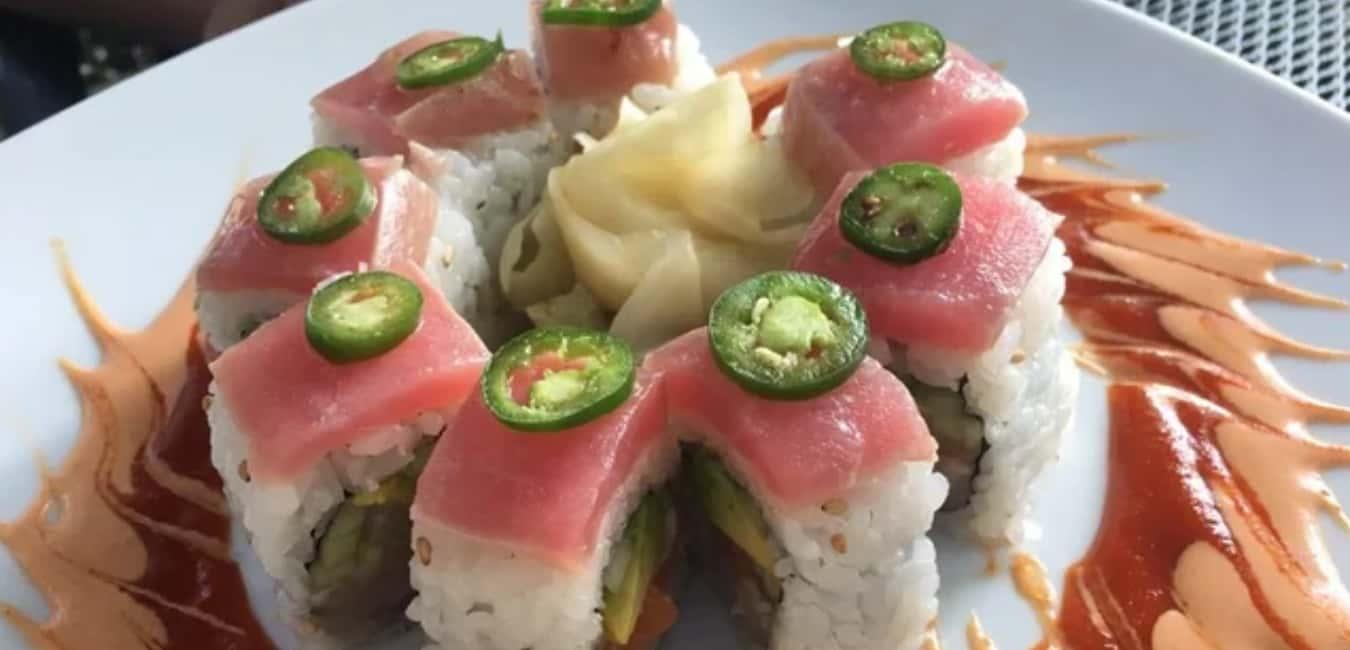 Sushi Rolls of Syun Izakaya