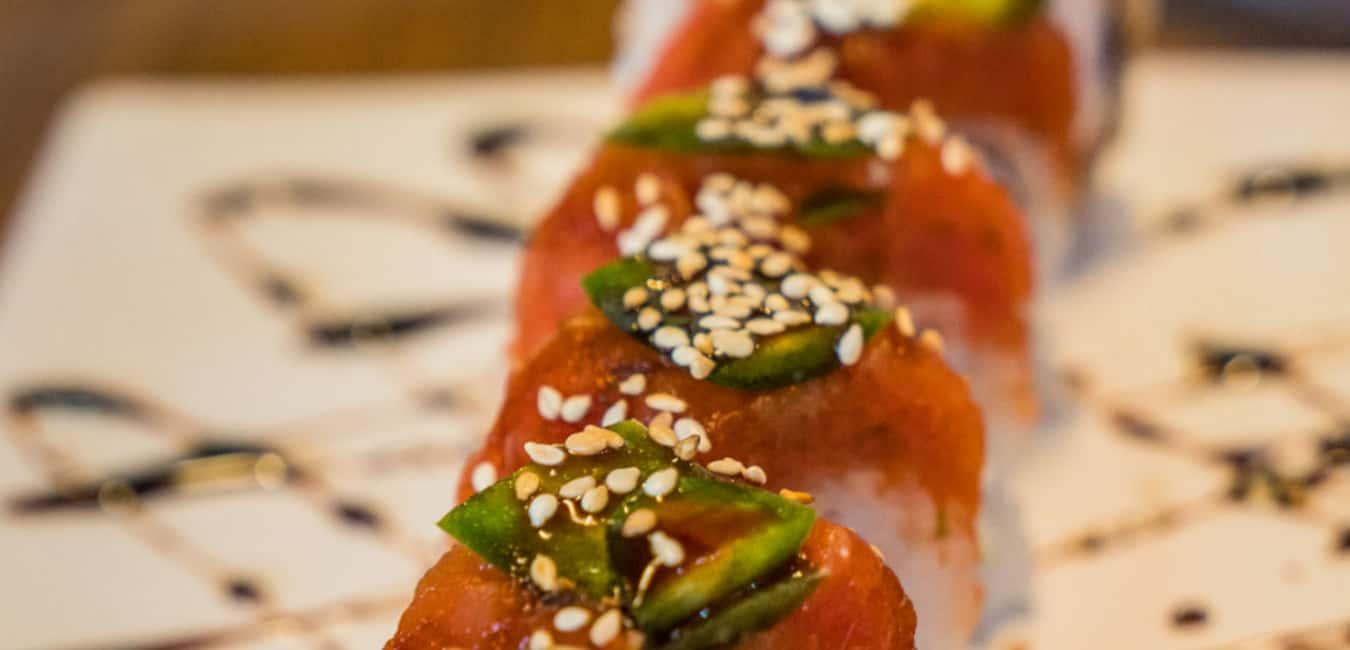 Sushi in Portland - Mio Sushi