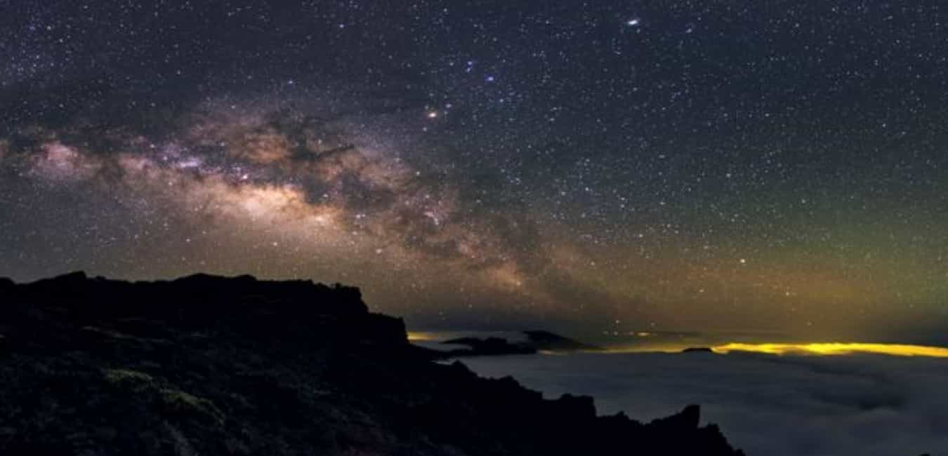 View the Night Sky - Crystal clear sky