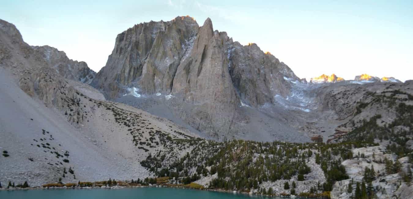 Big Sur Backcountry Camping - Big Pine Creek North Fork Hiking Trail