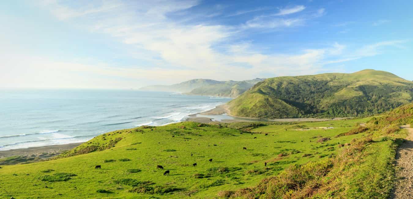Big Sur Backcountry Camping - Lost Coast California