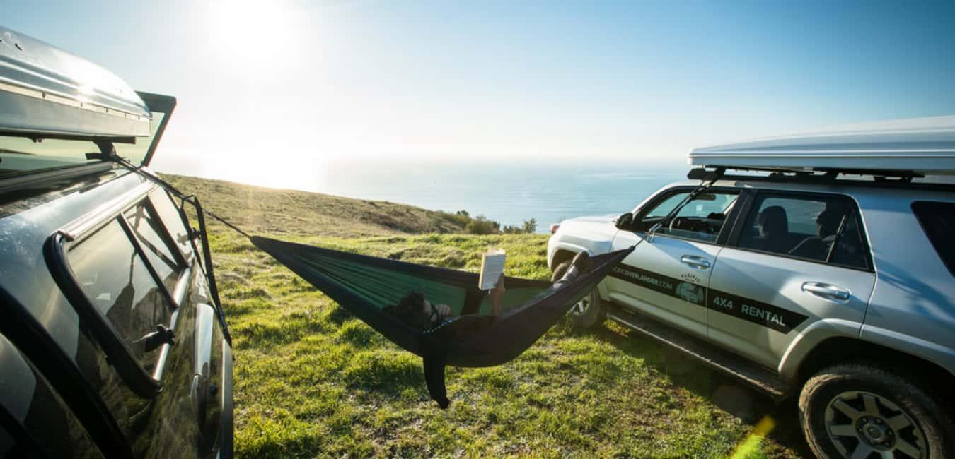 Car Camping in Big Sur