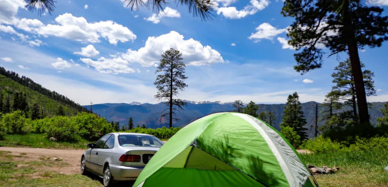 Dispersed Camping overview