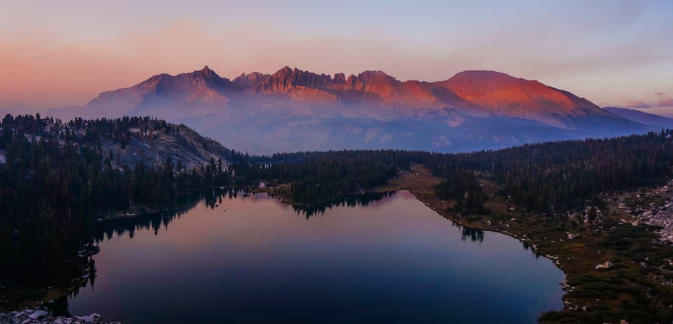 Glacier Pass, Sawtooth Pass + Big Five Lakes Hiking Loop
