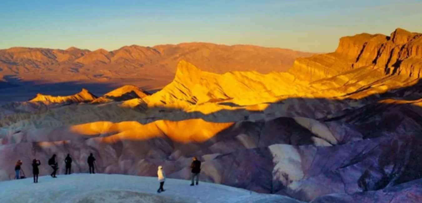 Is Death Valley Cold in Winters