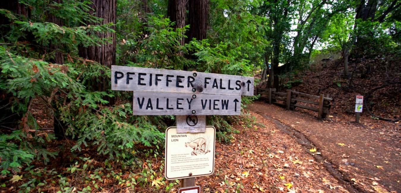 Pfeiffer Falls & Valley View Trail