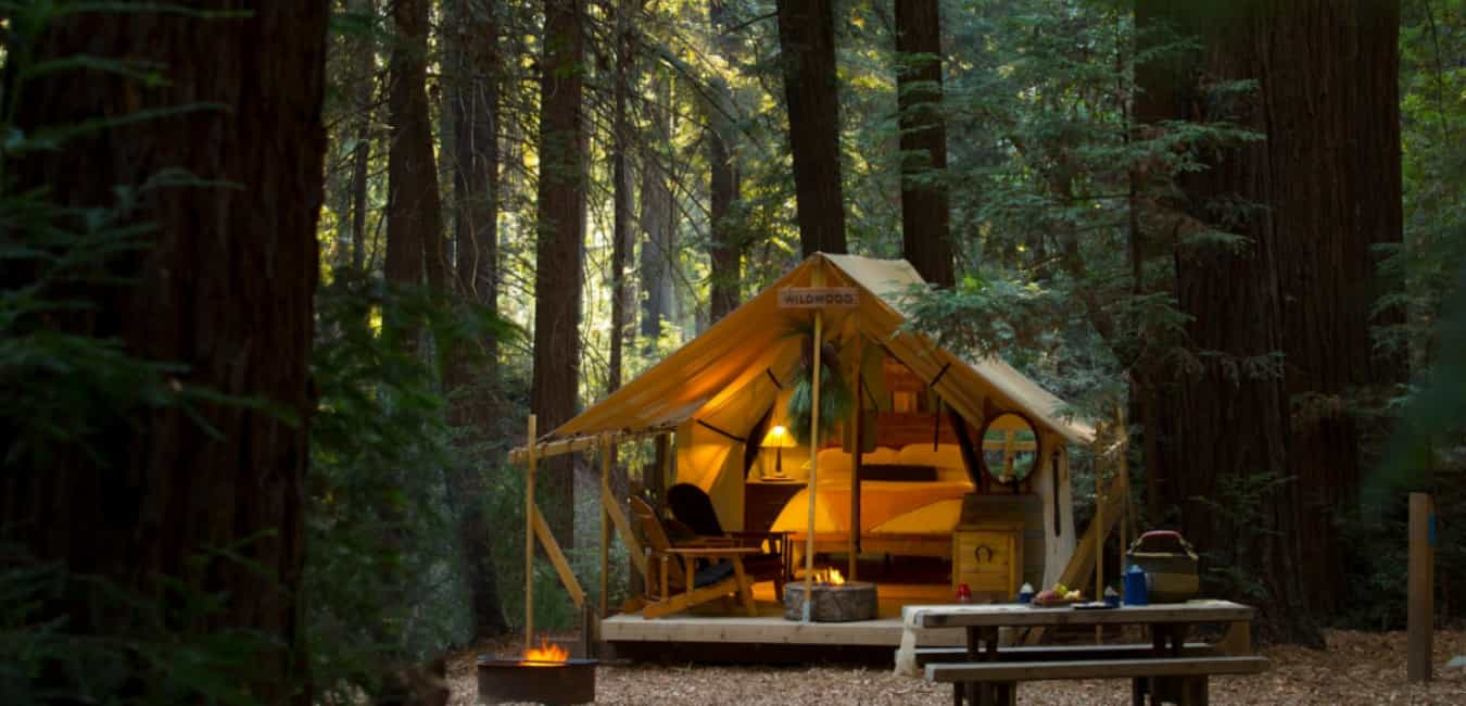 Ventana Campground Review - Best Campground in Big Sur