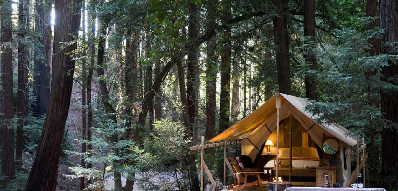 Ventana Camping place
