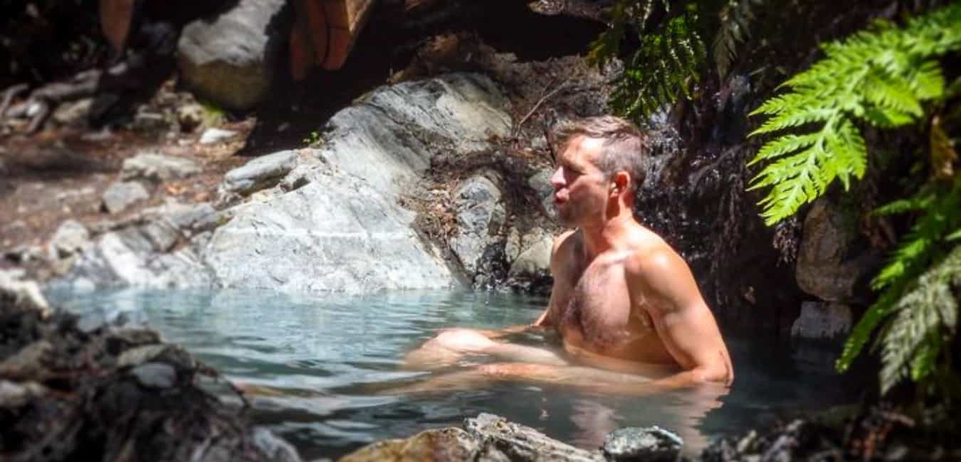 Ventana Wilderness Sykes Hot Spring - Best Place to Camp in Big Sur