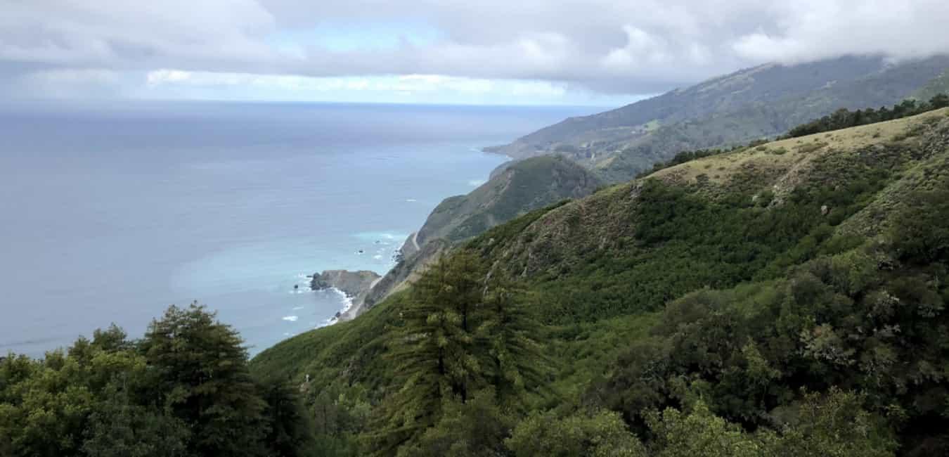 Vicente Flat Trail