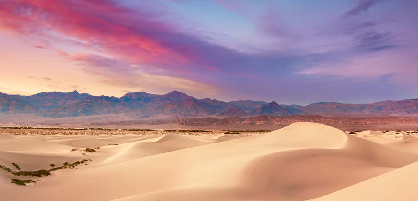 What is the Hottest Month in Death valley