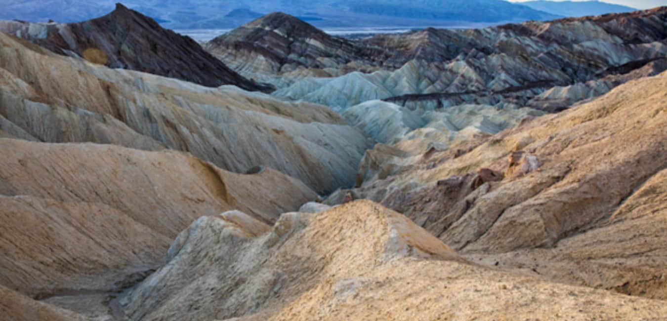 Winters in Death Valley National Park