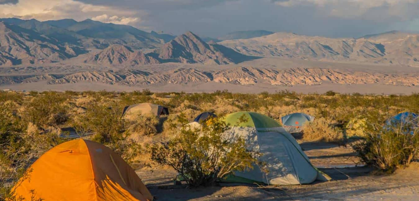 Best Camping Spots in Death Valley – Places to Camp in Death Valley