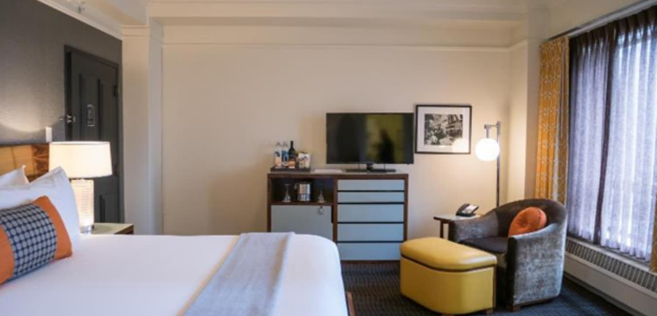 Hotel Lucia, Portland – About the Hotel