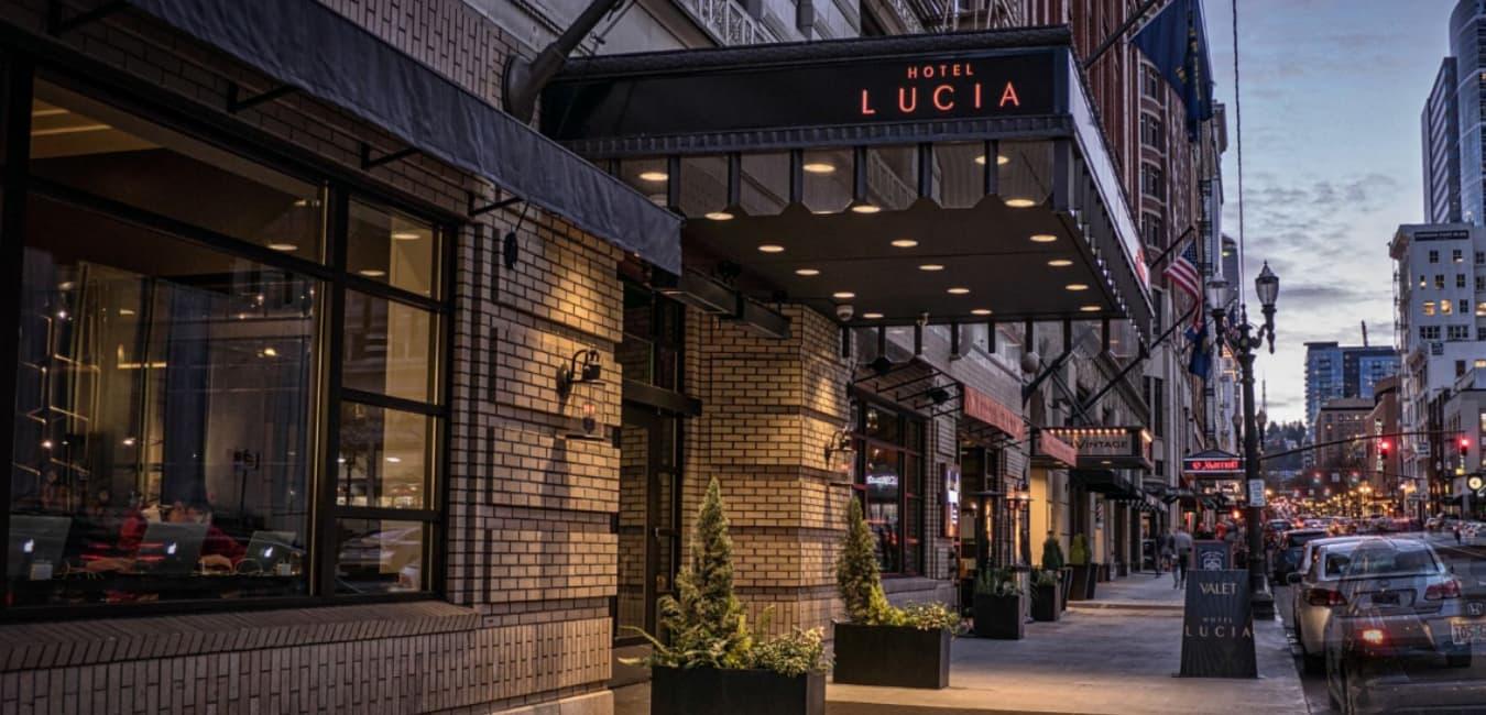 Hotel Lucia, Portland – Value for Money