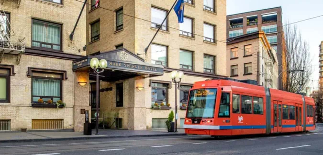 Services and Facilities at Mark Spencer Hotel, Portland