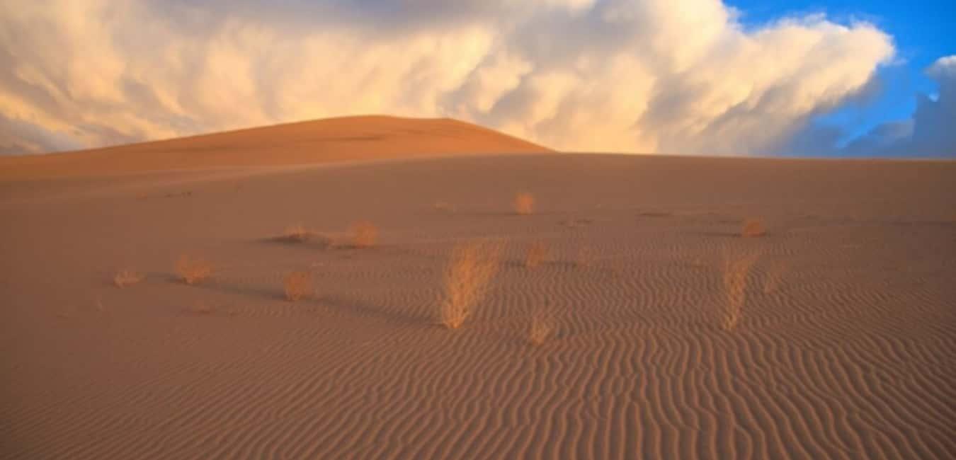 Tallest Sand Dunes