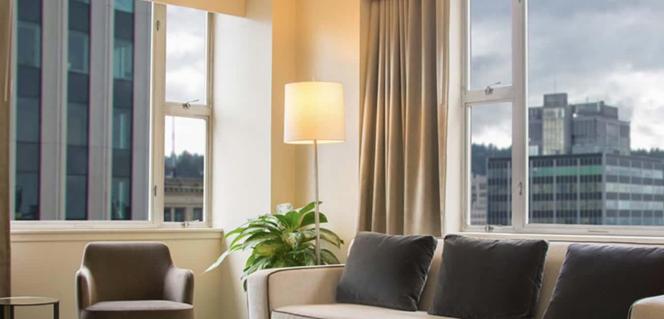 The Benson, a Coast Hotel Ranking in Portland