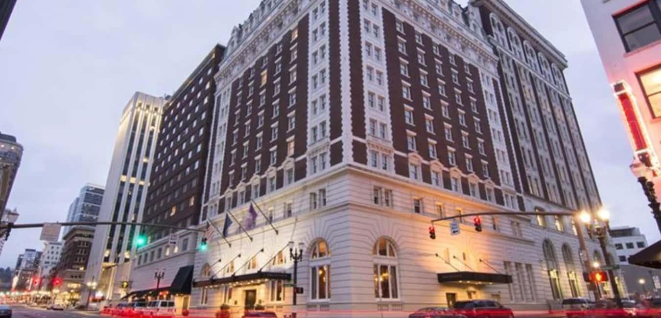 The History of Benson Hotel, Portland