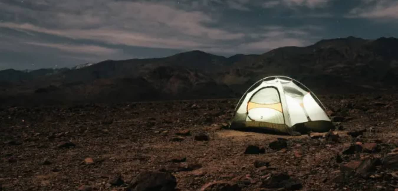 Where to Camp for Free in Death Valley