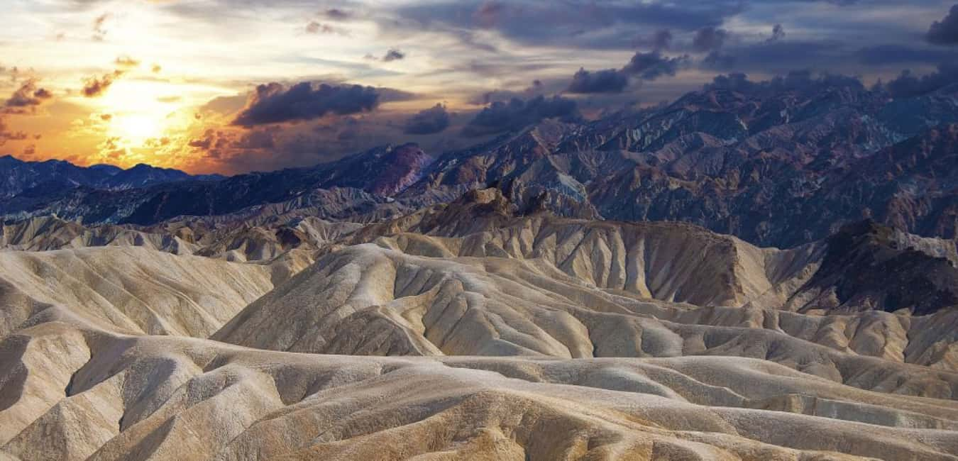death valley - Land of Miners