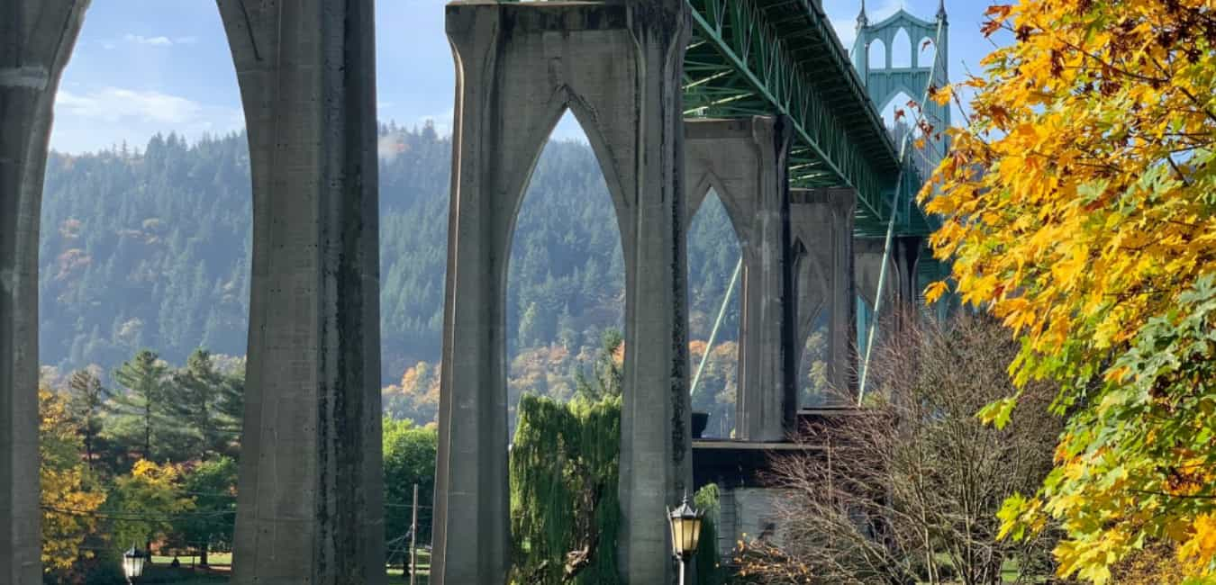 Best Parks in Portland - Cathedral Park