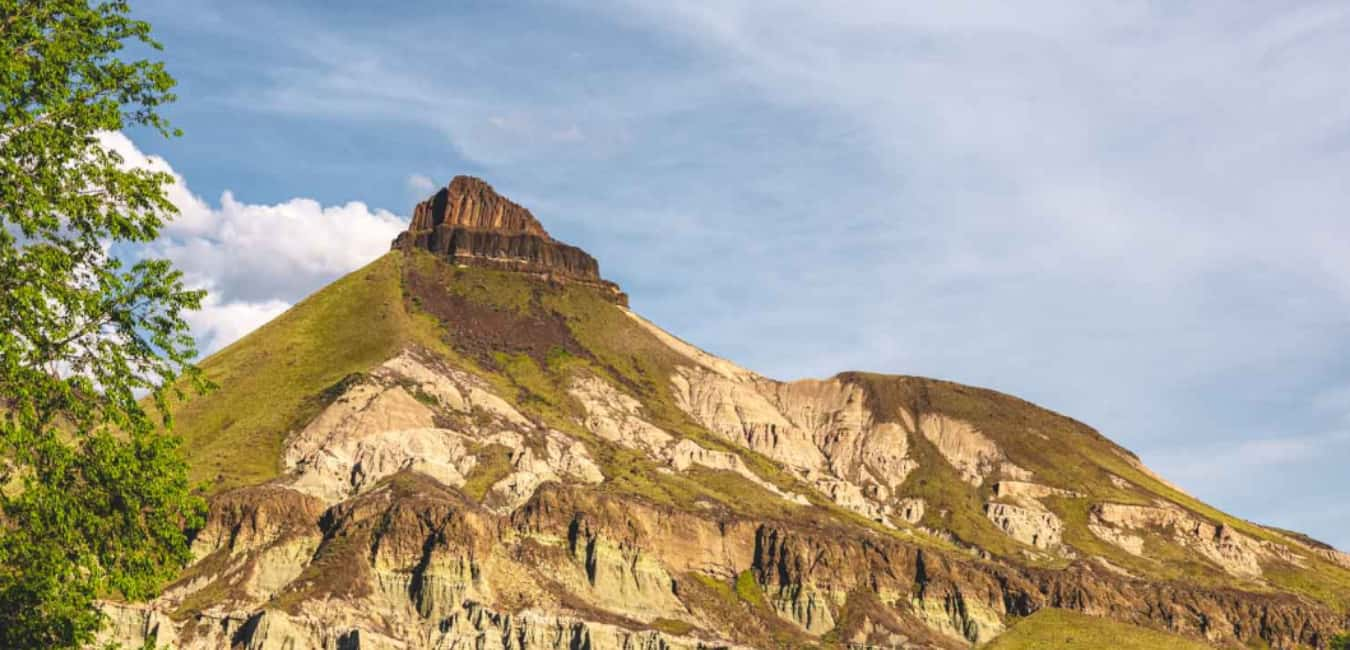 Painted Hills – Sheep Rock Unit