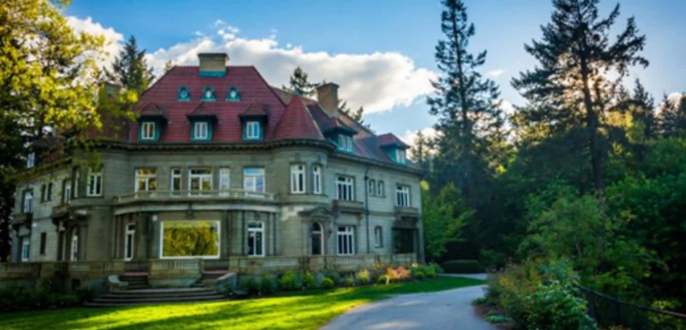 Pittock Mansion Acres