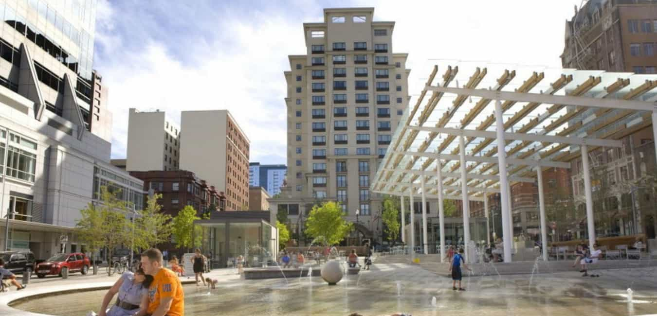 Reasons Portland's Director Park is One of the Most Successful Public Spaces in the World