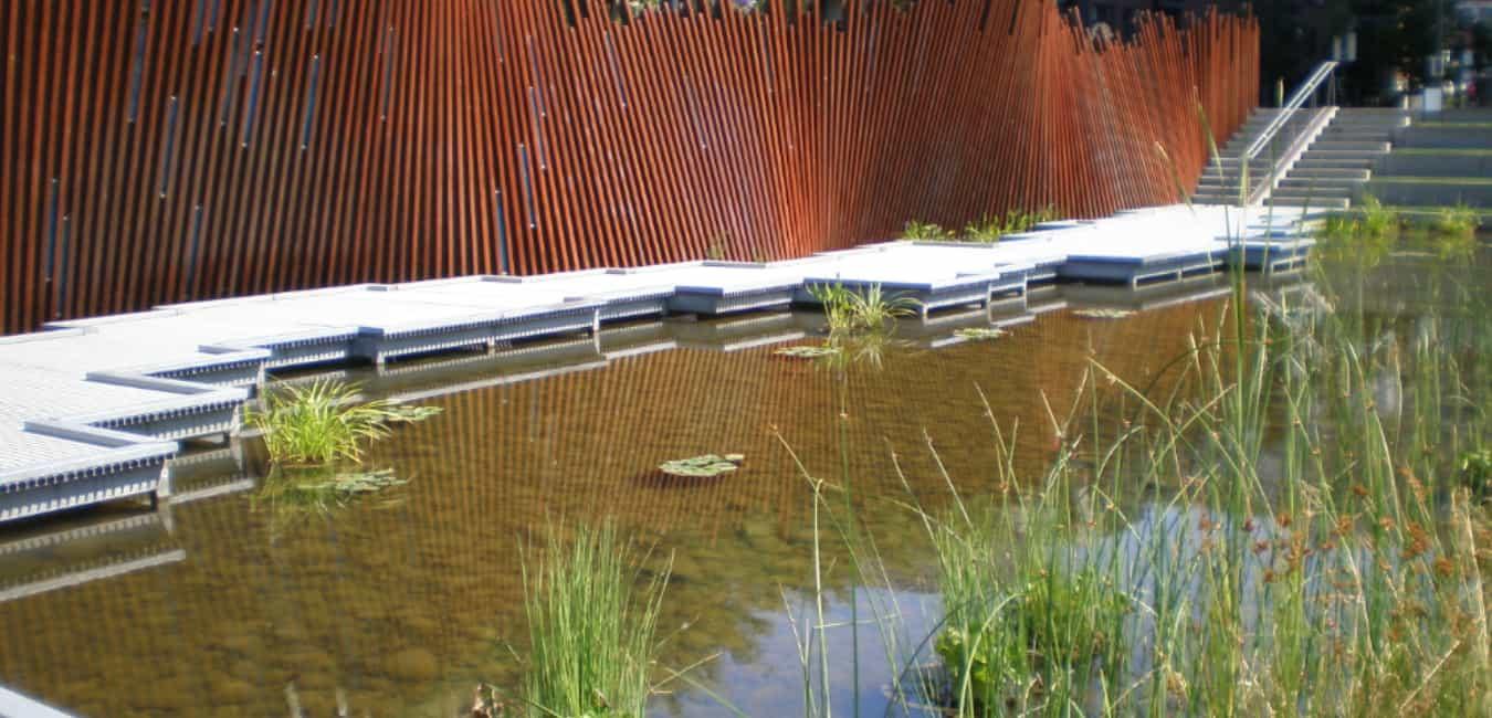 Tanner Springs Park - Best Parks in Portland