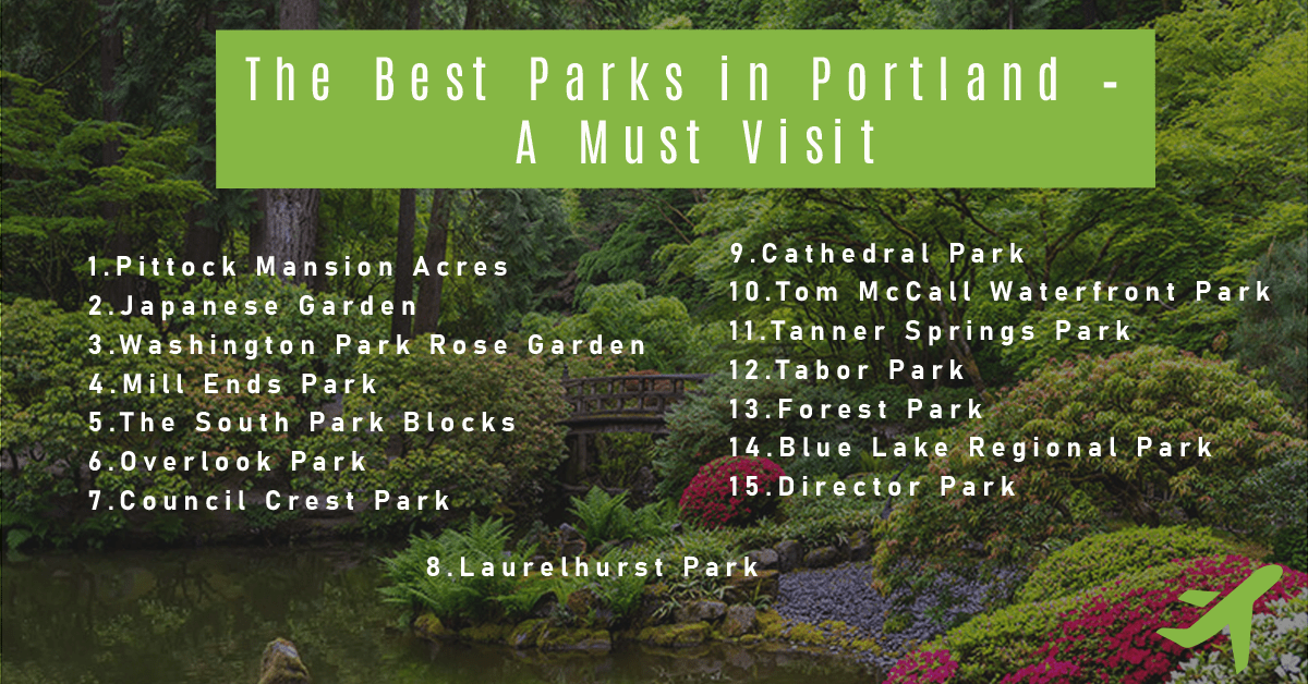 Best Parks in Portland – A Must Visit