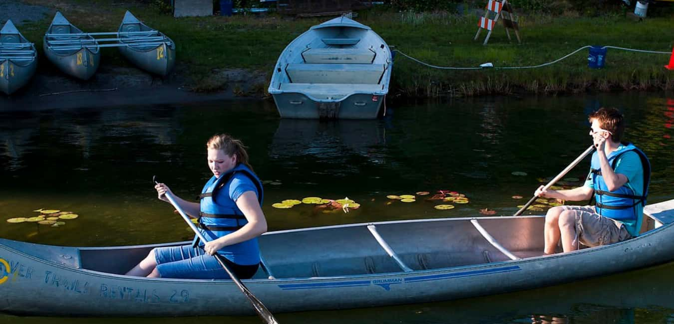 Things To Do at Blue Lake Regional Park - Hiking and Boating