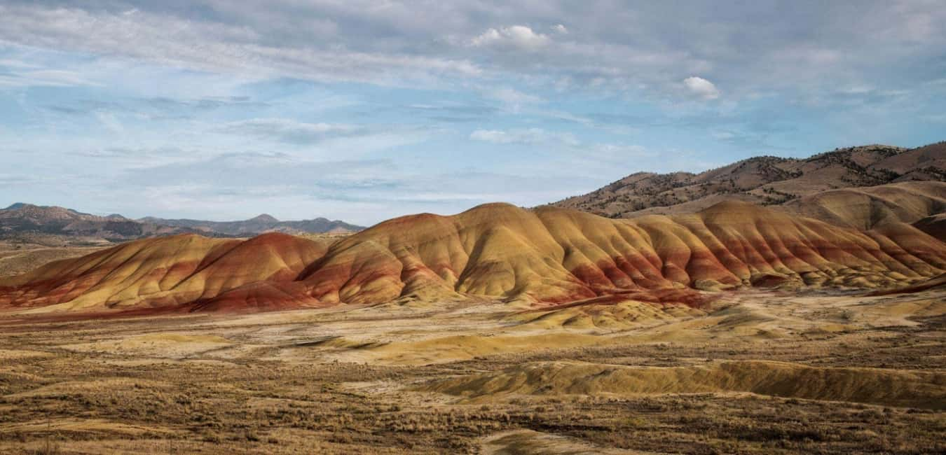 Visiting the Painted Hills Oregon