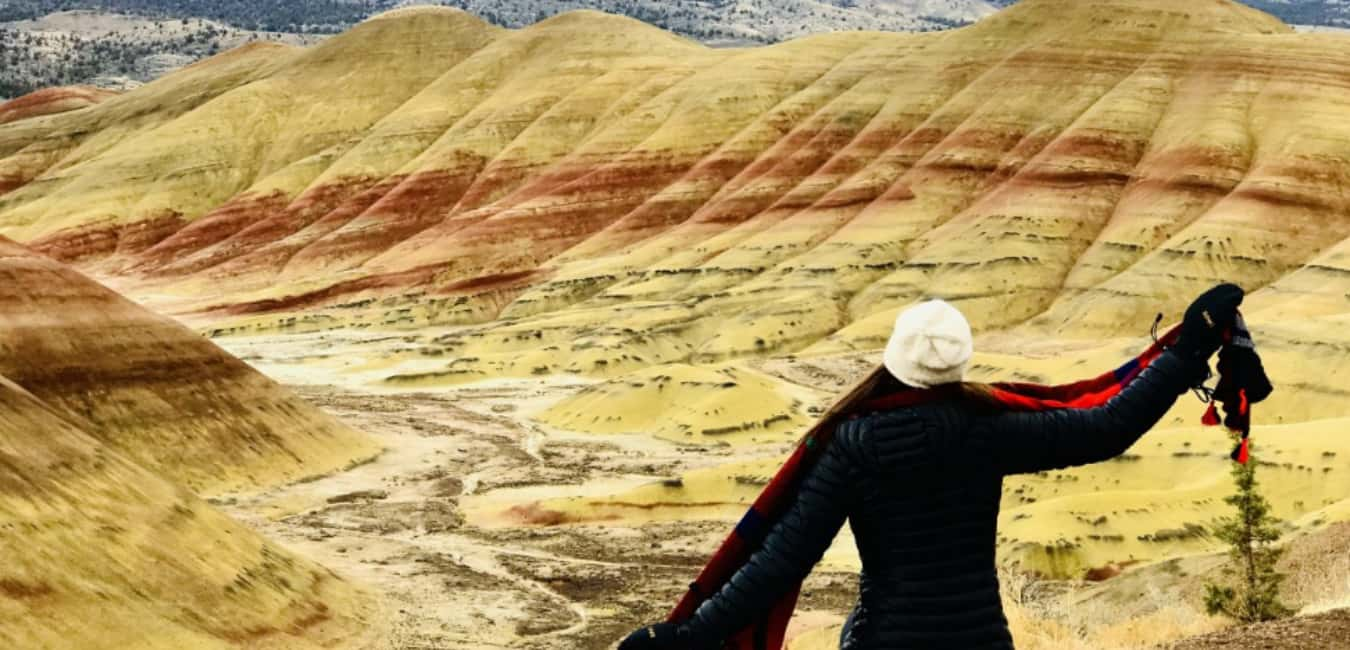 Where to Camp Near the Painted Hills