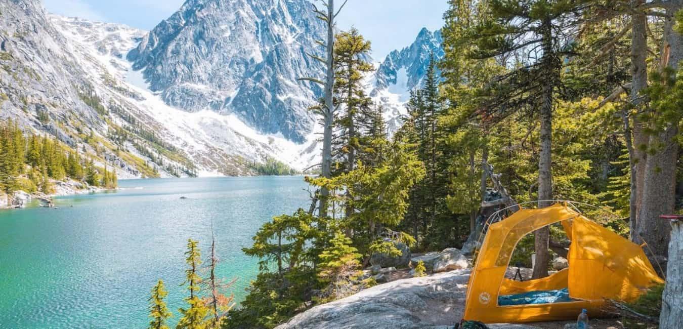Colchuck Lake Camping Permit