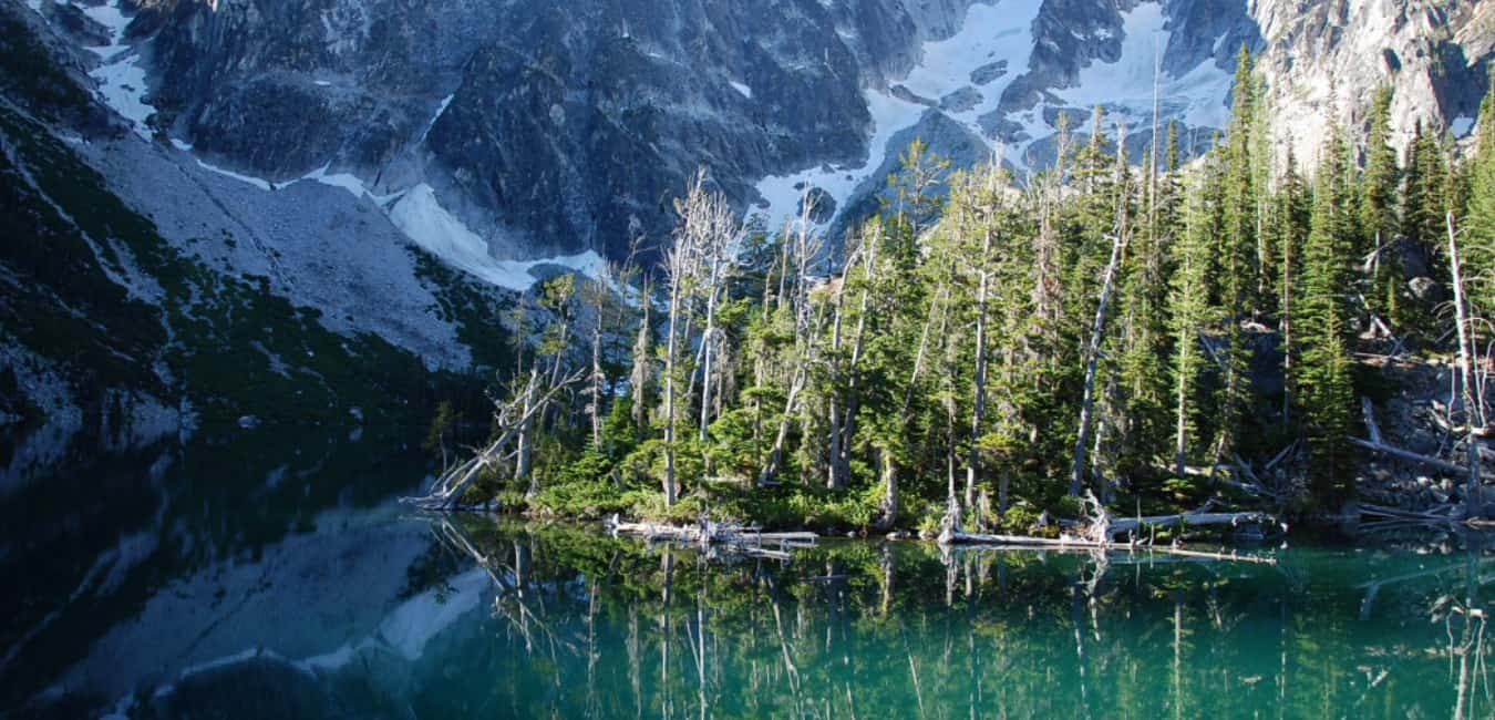 Colchuck Trail Hiking Tips - Arrive Early