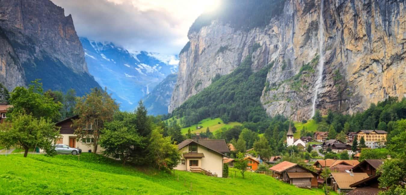 How To Get To Lauterbrunnen - Bern to Lauterbrunnen